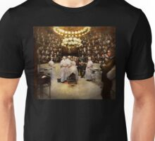 Doctor - Surgeon - Standing room only 1902 Unisex T-Shirt