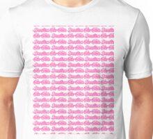 Brazilian Jiu Jitsu Pink  Unisex T-Shirt