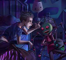 IZ - Late Night by welshbekkie