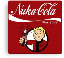 Nuka Cola Fallout Canvas Print