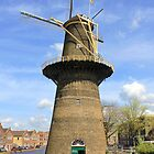 Molen De Noord, Schiedam by Stephanie Owen
