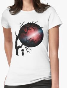 My Galaxy Womens Fitted T-Shirt