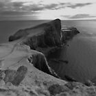 Neist Point in Mono by caledoniadreamn