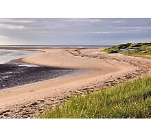 Budle Bay - Northumberland Photographic Print