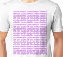 Brazilian Jiu Jitsu Purple  Unisex T-Shirt