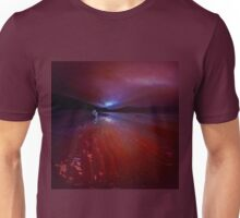 BLUNTED ASTRONAUT Unisex T-Shirt