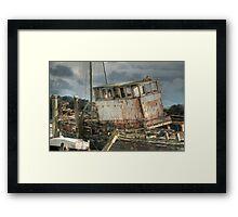 Good Hope Cabin Framed Print