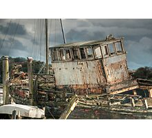 Good Hope Cabin Photographic Print