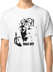 Miyagi Wax Off Shirt Classic T-Shirt