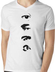 Beatle Eyes Mens V-Neck T-Shirt