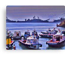 Valparaiso Canvas Print