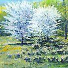 Spring Baden-Baden  by Yuriy Shevchuk