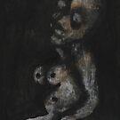 Nude, Bernard Lacoque-26 by ArtLacoque