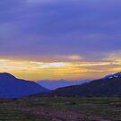 Atmospheric Mountain by Daidalos