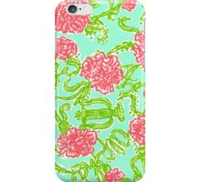 Lilly Pulitzer Alpha Chi Omega iPhone Case/Skin
