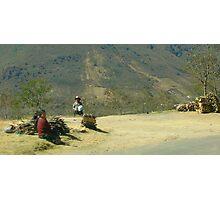 La Vida de Guatemala 5 Photographic Print