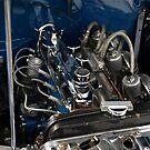 MOTOR FJ HOLDEN by Colin Van Der Heide