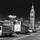 Big Ben from Westminster Bridge by DonDavisUK