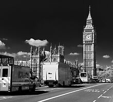 Big Ben from Westminster Bridge by DonDavisUK