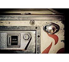 3 Plays Photographic Print