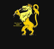 """Inspirational - The Lion Of Judah T-Shirt"" Unisex T-Shirt"