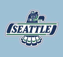Seattle Seahawks by waldonez99