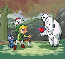 Heart for the Hero by onetruehazard