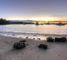 Ulladulla Sunrise by Bluesoul Photography