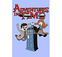 Adventures In Time Photographic Print
