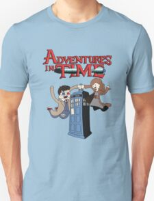 Adventures In Time T-Shirt