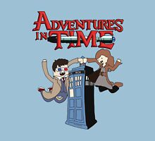 Adventures In Time Unisex T-Shirt