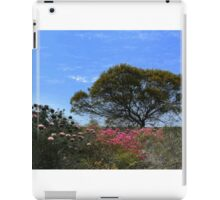 Wild-flowers of the West iPad Case/Skin