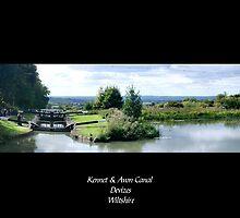 Kennet & Avon Canal by Stevie B