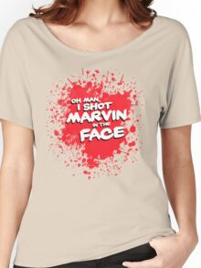 IN THE FACE !!! Women's Relaxed Fit T-Shirt