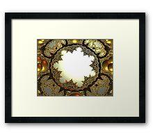 Magic Mirror Framed Print