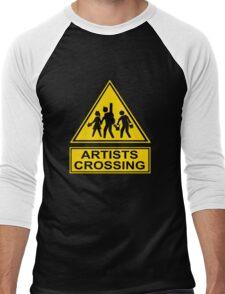 Artists Crossing Men's Baseball ¾ T-Shirt