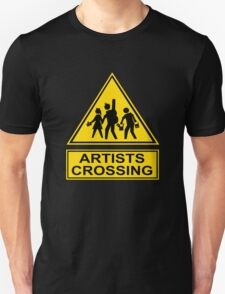Artists Crossing T-Shirt