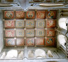 Decorated Roof by AbbeyStudio