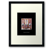 Our Lady of Guadelupe Framed Print