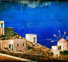 Quiet Day :: Olympos :: Karpathos Island - Greece by Silvia Ganora