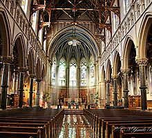 Syracuse Sanctuary - Cathedral of the Immaculate Conception by cnysmile