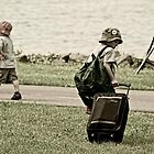 Young Travelers - Running Away by cnysmile