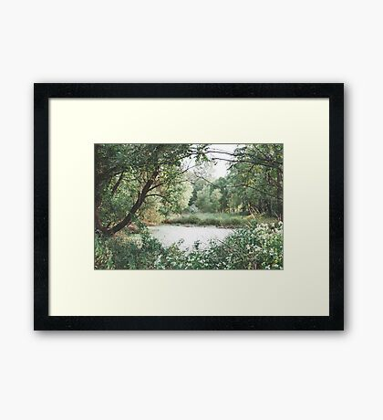 Whispers of Nature Framed Print