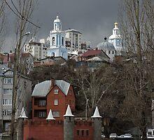 My city by VallaV