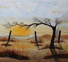 Beach Path by Jack G Brauer