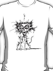 Angst Cat T-Shirt