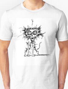 Angst Cat Unisex T-Shirt