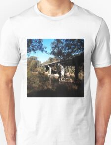 Bridge Across the Goulburn, Tallarook  Vic  Australia Unisex T-Shirt