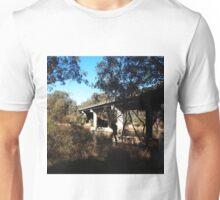 Bridge Across the Goulburn, Tallarook  Vic  Australia Unisex T-Shirt