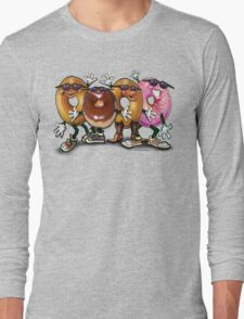 Donut Party Long Sleeve T-Shirt